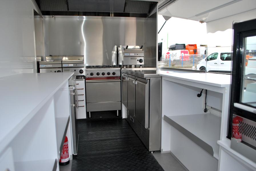 Camion Cuisine Du Monde Le Camion Amenage Par Gruau Le Mans