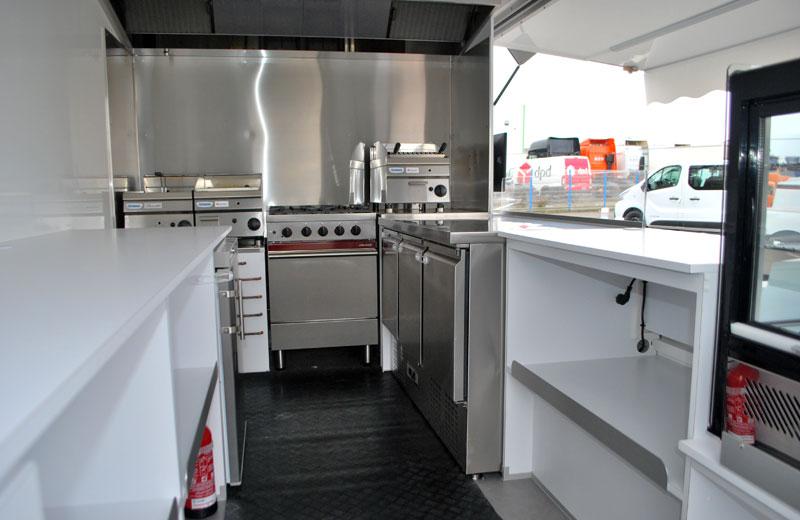 Camion cuisine