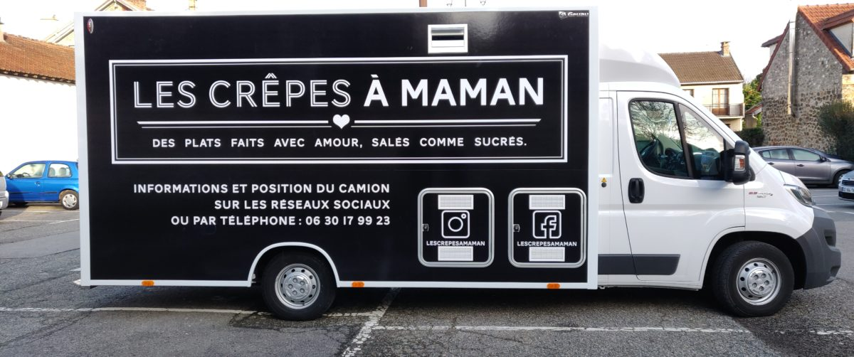 Camion crêperie - Gruau Food Trucks