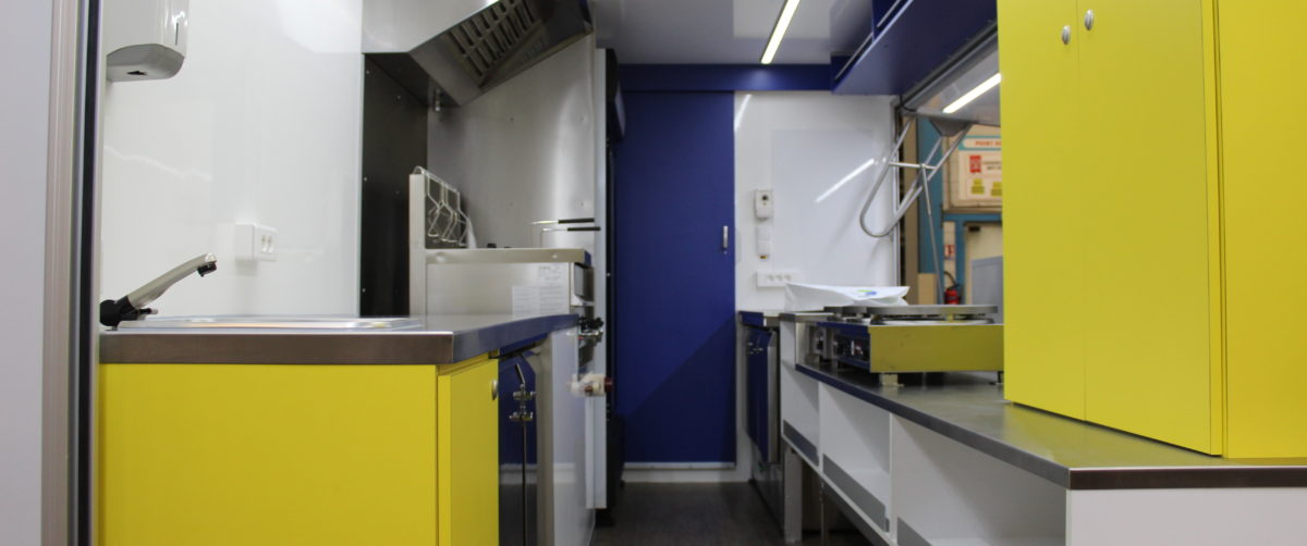 Food truck crêperie La Fringale